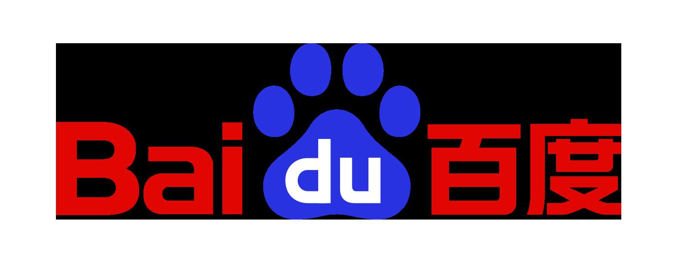 Baidu (Platinum Sponsor)